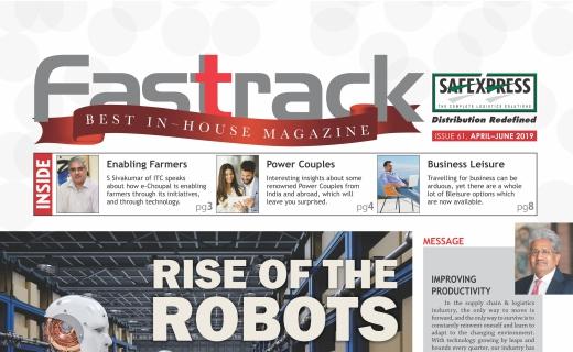 FASTTRACK, April-June 2019 Issue