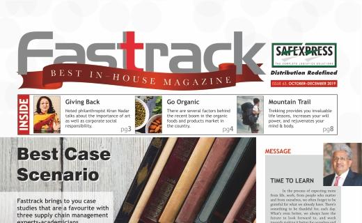 FASTTRACK, October-December 2019 Issue