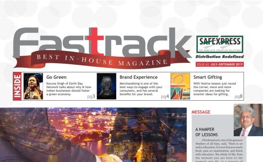 FASTTRACK, July-September 2019 Issue