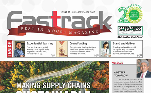 FASTTRACK, July-September 2018 Issue