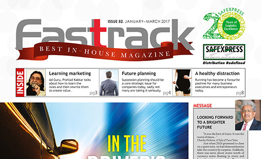 FASTTRACK, January-March 2017 Issue