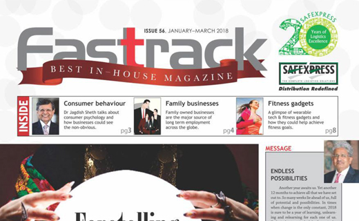 FASTTRACK, January-March 2018 Issue
