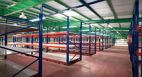 Warehousing Racks