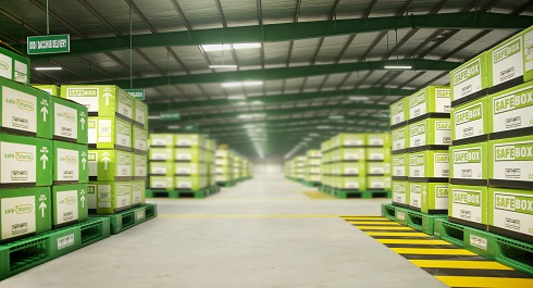 Safexpress Logistics Park