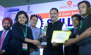 SAFEDUCATE REGARDED AS THE 'BEST INSTITUTE FOR INNOVATION IN SKILL DEVELOPMENT'