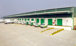 Logistics Park launch at Faridabad