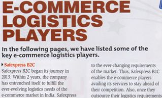 Credited as key logistics player by Images Retail