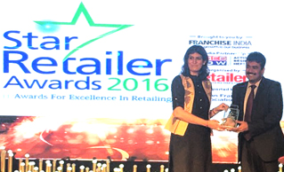 Star Retailer Awards 2016 recognized Safexpress as the Best Logistics Company in India