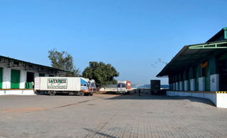 LAUNCH OF EXTENDED LOGISTICS FACILITY IN GUJARAT