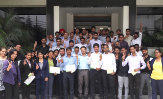 FIRST BATCH OF INTERNS COMPLETE INDUSTRIAL TRAINING AT SAFEXPRESS