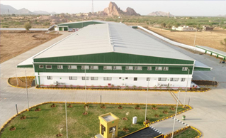 37TH STATE-OF-THE-ART-LOGISTICS PARK LAUNCHED AT JAIPUR