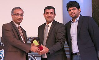 Intelligent Enterprise award by the Indian Express group