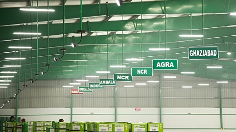 Safexpress warehouses