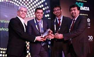 Safexpress Awarded For Digital Innovation