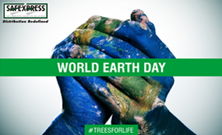 SAFEXPRESS ORGANISES 'DARK HALF-AN-HOUR' ON WORLD EARTH DAY 2017