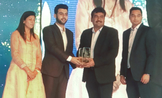SAFEXPRESS RECEIVED THE 'RETAILER SUPPLIER OF THE YEAR-SCM & LOGISTICS' AWARD