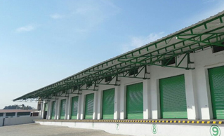 Launch of a logistics facility at  NH 8, Baroda