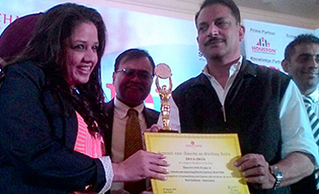 Safeducate Granted Award for 'Best Institute - Innovation' at ASSOCHAM Skilling India Summit