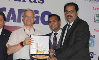 SAFEXPRESS AWARDED AS THE 'BEST AIR CARGO LOGISTICS COMPANY' BY ASSOCHAM