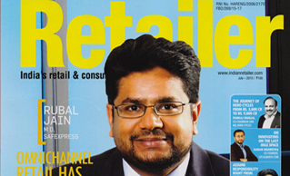 Rubal Jain�s interview with Retailer